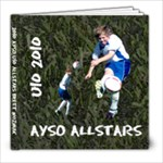 2010 Brett Soccer Allstars - 8x8 Photo Book (39 pages)