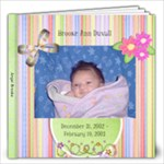 brooke - 12x12 Photo Book (20 pages)