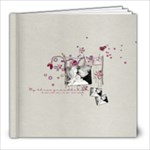 momsbook - 8x8 Photo Book (20 pages)