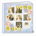 Flora All Occasion 8 x 8 Classic 20 Page Book - 8x8 Photo Book (20 pages)