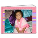 mary margarette - 9x7 Photo Book (20 pages)