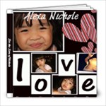nichole-love - 8x8 Photo Book (20 pages)