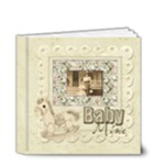 Old Fashioned Baby Mine 20 page 4 x 4Deluxe boy or Girl - 4x4 Deluxe Photo Book (20 pages)