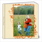 Portraits - 8x8 Photo Book (39 pages)