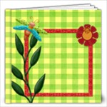 Buttercup 12x12 book - 12x12 Photo Book (20 pages)