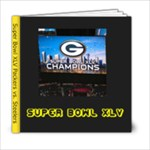 super bowl - 6x6 Photo Book (20 pages)