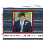 Andy s book - 7x5 Photo Book (20 pages)