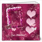 Butterflies n Frills 12x12 20 pg book - 12x12 Photo Book (20 pages)