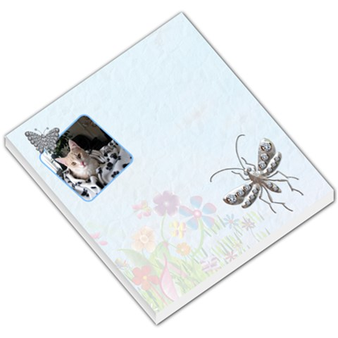 Natures Small Memo Pad By Lil    Small Memo Pads   1u9xybqnywuo   Www Artscow Com