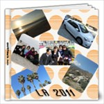 la book - 12x12 Photo Book (20 pages)