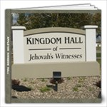 History of the Kingdom hall - 12x12 Photo Book (80 pages)