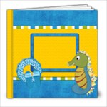 Sunshine Beach 8x8 Book - 8x8 Photo Book (20 pages)