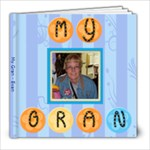 Memory book - Evan - 8x8 Photo Book (39 pages)