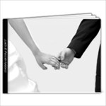 Meriah & Zach - 9x7 Photo Book (20 pages)