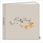 MyFamily_1 - 8x8 Photo Book (20 pages)