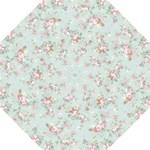 floral umbrella - Straight Umbrella