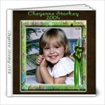 Cheyenne 2004 - 8x8 Photo Book (20 pages)