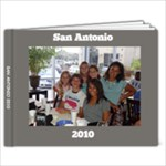 San Antonio book - 9x7 Photo Book (20 pages)