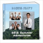 Seay 2010 Vacations - Daniel - 8x8 Photo Book (39 pages)