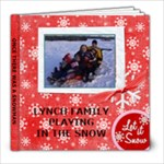 Snowman - 8x8 Photo Book (20 pages)