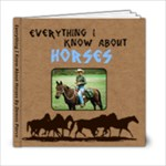 Dad s Horse Book - 6x6 Photo Book (20 pages)