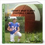 Football Album - 12x12 Photo Book (20 pages)