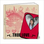 LOVE STORY - 6x6 Photo Book (20 pages)