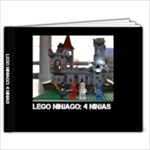ninjago2 - 7x5 Photo Book (20 pages)