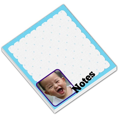Blue Notes   Memopad By Carmensita   Small Memo Pads   Vwaydamkhl33   Www Artscow Com