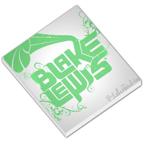 Blake Lewis Memo Pads By Krystal   Small Memo Pads   Rkm5wr3lpp0z   Www Artscow Com