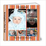 Kristopher s First Year Complete - 6x6 Photo Book (20 pages)