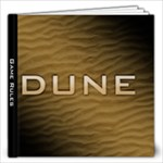 Dune 1 vol v2.9f_s - 12x12 Photo Book (60 pages)