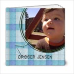 Bridger 2 - 6x6 Photo Book (20 pages)