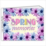 Spring Memories - 7x5 Photo Book (20 pages)