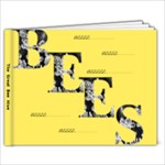 Bees - 9x7 Photo Book (20 pages)