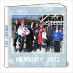 Hershey 2011 - 8x8 Photo Book (30 pages)