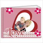 Love Book - 9x7 Photo Book (20 pages)