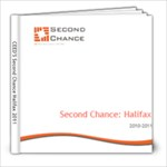 Second Chance 2011 Rakiem Smith - 8x8 Photo Book (20 pages)