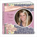 Rachelle s shower - 8x8 Photo Book (30 pages)