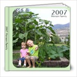 2007 family - 8x8 Photo Book (30 pages)