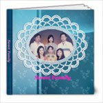 lai Family1 - 8x8 Photo Book (20 pages)