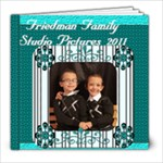 Friedman Studio 2011 - 8x8 Photo Book (20 pages)