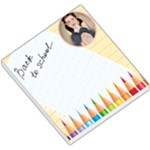 Back to school - Small Memo Pads