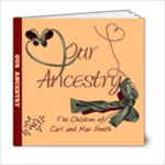 Our Ancestry in 20 pages - 6x6 Photo Book (20 pages)