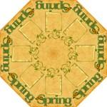 spring umbrella - Folding Umbrella