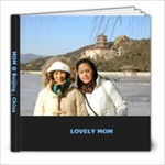 love Mom - 8x8 Photo Book (20 pages)