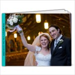 wedding photo book - 9x7 Photo Book (20 pages)