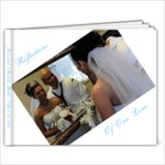 small wed - 7x5 Photo Book (20 pages)