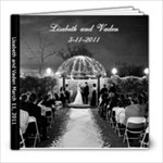wedding album2 - 8x8 Photo Book (20 pages)