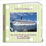 cruise complete - 8x8 Photo Book (20 pages)